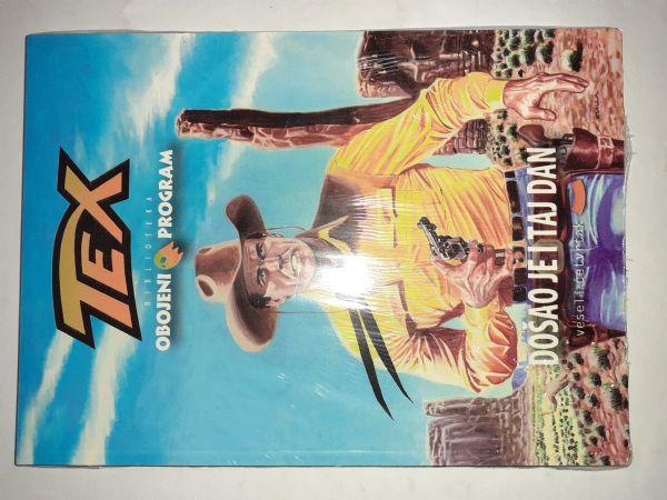 Tex Obojeni program 4:Došao je i taj dan